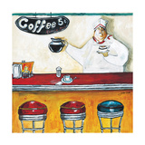 Refill Please Giclee Print by Jennifer Garant