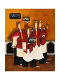 Sante Giclee Print by Jennifer Garant