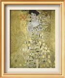 Adele Block Bauer Art by Gustav Klimt