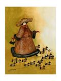 Faux Paw Giclee Print by Jennifer Garant