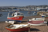 Harbour View, Teignmouth, Devon, England, United Kingdom, Europe Photographic Print by James Emmerson