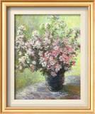 Vase of Flowers (Mini) Prints by Claude Monet