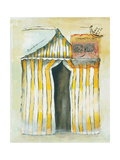 Cabana III Giclee Print by Jennifer Garant
