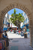 Entrance to the Essaouira's Old Medina Fotografie-Druck von Matthew Williams-Ellis