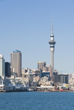Auckland City Skyline, North Island, New Zealand, Pacific Photographic Print by Matthew Williams-Ellis