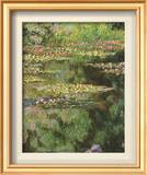 Water Lily Pond Prints by Claude Monet