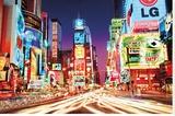 New York - Times Square Reproduction transférée sur toile