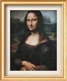 Mona Lisa (La Gioconda), c.1507 Print by  Leonardo da Vinci