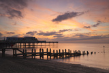 Aberystwyth Pier, Ceredigion, West Wales, United Kingdom, Europe Photographic Print by Billy Stock