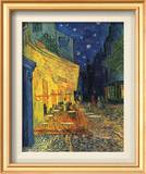 The Caferrace on the Place du Forum, Arles, at Night, c.1888 Posters by Vincent van Gogh