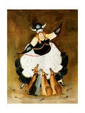 Opera Unleashed Giclee Print by Jennifer Garant