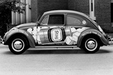 Stag Beer Volkswagen Beetle 1974 Archival Photo Poster Photo