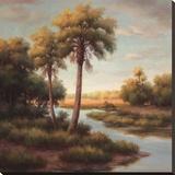 Haibin - In the Tropics II Reprodukce na plátně