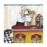 Order Up! Giclee Print by Jennifer Garant
