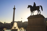 Trafalgar Square, London, England, United Kingdom, Europe Photographic Print by Neil Farrin
