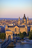 Budapest Skyline, Budapest, Hungary, Europe Photographic Print by Neil Farrin