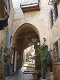 Alleys in the Old Jaffa, Tel Aviv, Israel, Middle East Photographic Print by Yadid Levy