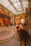 Galerie Vivienne in Paris, France, Europe Photographic Print by Julian Elliott