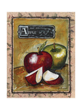 Apples Giclee Print by Jennifer Garant