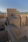 The Nizwa Fortress, Nizwa, Oman, Middle East Photographic Print by Angelo Cavalli