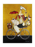 Chef Coshon Giclee Print by Jennifer Garant
