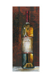Old World Chardonnay Giclee Print by Jennifer Garant
