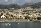 Funchal, Madeira, Portugal, Atlantic, Europe Photographic Print by Tony Waltham
