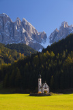 Saint Johann Church Photographic Print by Miles Ertman