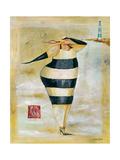 Baigneur du Soleil IV Impression giclée par Jennifer Garant