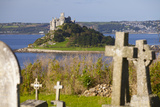 St. Michael's Mount, Cornwall, England, United Kingdom, Europe Photographic Print by Miles Ertman