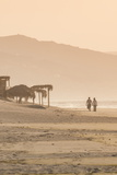The Beach at Mancora, Peru, South America Photographic Print by Michael DeFreitas