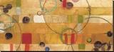 Of This World No. 16 Leinwand von Aleah Koury