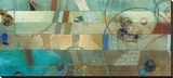 Of This World No. 18 Leinwand von Aleah Koury