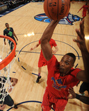 2014 NBA All-Star Game: Feb 16 - Dwight Howard Photographic Print by Andrew Bernstein