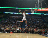 2014 Sprite Slam Dunk Contest: Feb 15 - Ben McLemore Photographic Print by Jesse D. Garrabrant