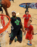2014 NBA All-Star Game: Feb 16 - LeBron James Photographie par Andrew Bernstein