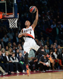 2014 Sprite Slam Dunk Contest: Feb 15 - Damian Lillard Photographic Print by Noah Graham