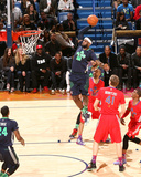 2014 NBA All-Star Game: Feb 16 - LeBron James Photographic Print by Nathaniel S. Butler