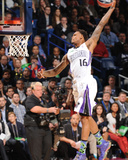 2014 Sprite Slam Dunk Contest: Feb 15 - Ben McLemore Photographic Print by Andrew Bernstein