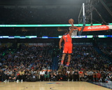 2014 Sprite Slam Dunk Contest: Feb 15 - John Wall Photographic Print by Jesse D. Garrabrant