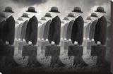 Armée Toile tendue sur châssis par Tommy Ingberg