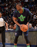 2014 NBA All-Star Game: Feb 16 - Dwyane Wade Reproduction photographique par Andrew Bernstein