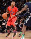 2014 NBA All-Star Game: Feb 16 - Damian Lillard Photo by Andrew Bernstein