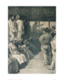 Slave Auction in the U.S.A Giclee Print