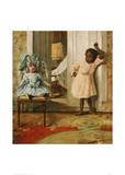Fascination, 1902 Giclée-Druck von P. Peres
