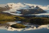 Hrútárjökull Glacier, Vatnajökull Ice Cap, Iceland, June 2008 Photographic Print by O. Haarberg