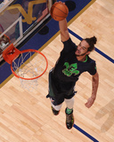 2014 NBA All-Star Game: Feb 16 - Joakim Noah Photographic Print by Andrew Bernstein