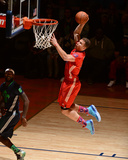 2014 NBA All-Star Game: Feb 16 - Blake Griffin Photographic Print by Garrett Ellwood