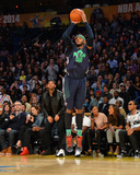 2014 NBA All-Star Game: Feb 16 - Carmelo Anthony Photographic Print by Jesse D. Garrabrant