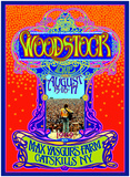 Woodstock 45th Anniversary Art par Bob Masse